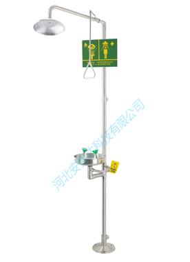 复合式紧急冲淋洗眼器AZD1107